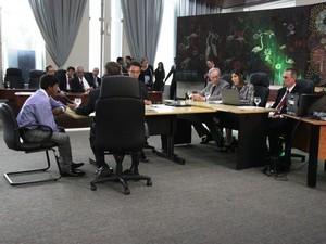 Primeira audiência ocorreu em setembro de 2015, no Tribunal de Justiça de Roraima (Foto: Inaê Brandão/G1 RR)
