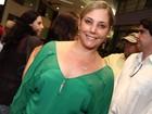 Heloísa Pérrissé tem boa recuperação após cirurgia nas cordas vocais