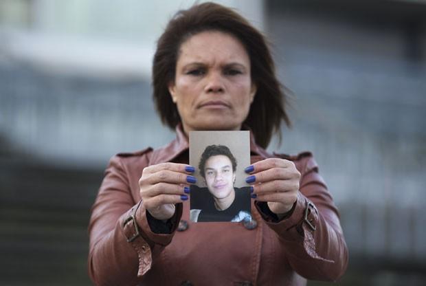 Mãe de Brian de Mulder