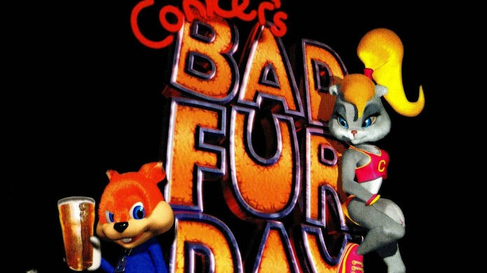 Conkers Bad Fur Day trouxe temas adultos ao mundo da Nintendo (Foto: Divulgação / RARE)
