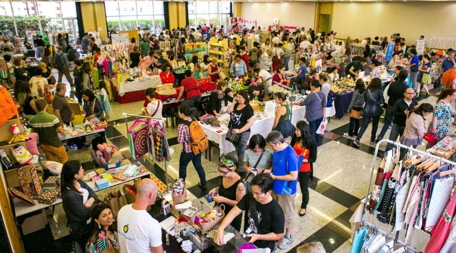 Em uma edição do bazar, a média de vendas realizadas é de 1200 (Foto: Divulgação)