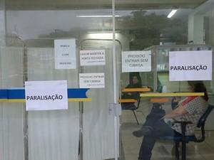 Upas fechadas nesta quarta em Florianópolis (Foto: Divulgação)