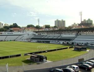 Estádio Moisés Lucarelli Majestoso Ponte Preta (Foto: Carlos Velardi / EPTV)