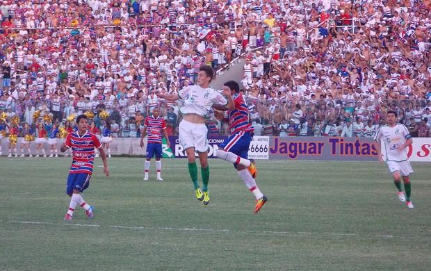 Fortaleza x Luverdense Série C 2012 do Campeonato Brasileiro (Foto: Assessoria/Luverdense Esporte Clube)