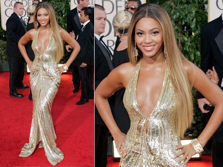 Vestido Dourado Inspire Se Nas Famosas Para Arrasar Na