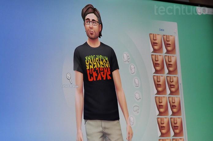 The Sims tem lançamento previsto para setembro deste ano (Foto: Isadora Díaz/TechTudo)