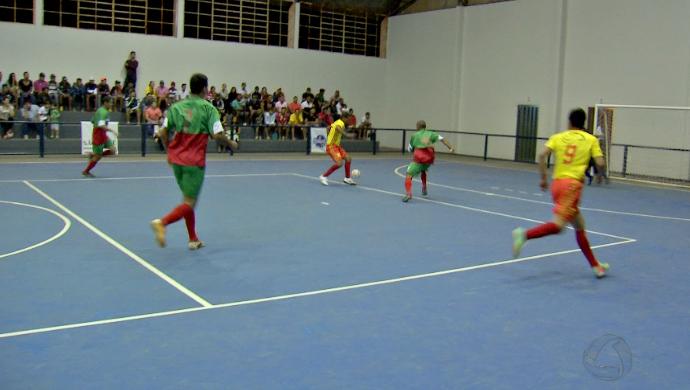 Copa Centro América de Futsal (Foto: Reprodução/TVCA)