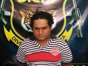 Nivaldo Oliveira da Silva deverá cumprir pena na Cadeia Pública (Foto: Divulgação/Dicap)