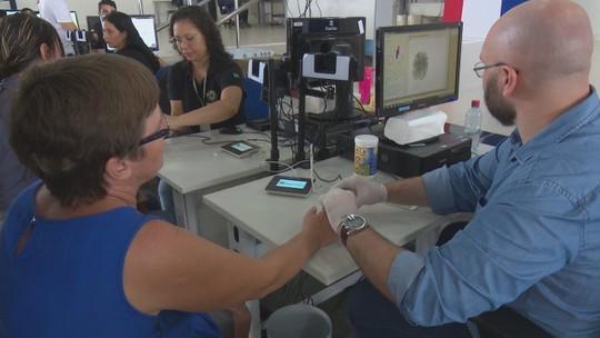 Faltam menos de duas semanas para o cadastro biométrico na região