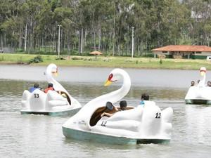 Parque do Sabiá em Uberlândia (Foto: Divulgação/Secom/PMU)
