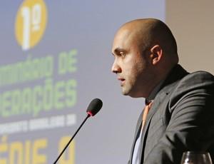Manoel Flores, diretor de competições da CBF (Foto: Rafael Ribeiro/CBF)