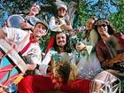 Espetáculo 'O Casamento de Tabarim' é apresentado em João Pessoa