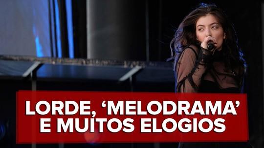 Lorde lidera pela primeira vez parada de discos nos EUA com 'Melodrama'