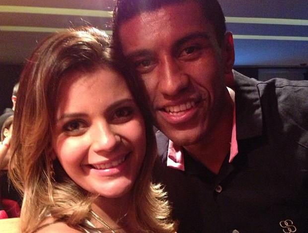 paulinho namorada (Foto: Reprodução)