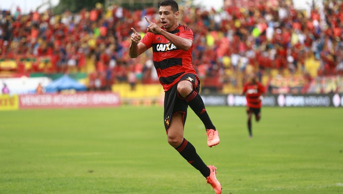 Diego Souza Sport (Foto: Williams Aguiar/Sport Club do Recife)