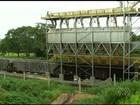 Primeiro transporte de cargas é feito na Ferrovia Norte-Sul, em Goiás