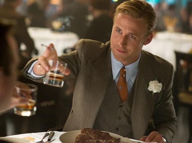 Ryan Gosling em 'Caça aos gângsteres' (Foto: Divulgação)