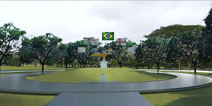 BLOG: 1º de maio: Senna vai virar praça em SP