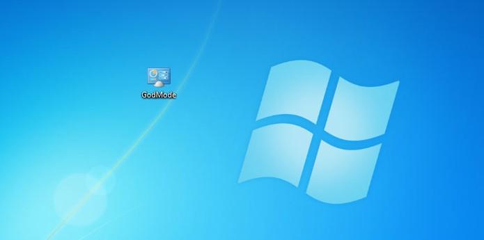 Ative o GodMode (Modo Deus) no computador com Windows 7 (Foto: Reprodução/Barbara Mannara)