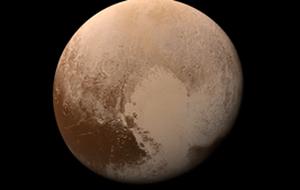 Espaço | Como seria o pouso em Plutão?
