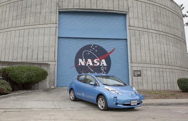 Nissan e Nasa firmam parceria para pesquisa de veículos autônomos (Foto: Divulgação)