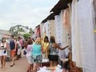 Alta temporada aumenta faturamento de rendeiras do Pontal, em Maceió