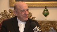Arcebispo de Salvador fala para os torcedores de Bahia e Vitória
