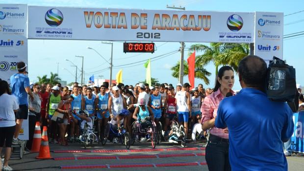IV Volta de Aracaju: Galeria (Foto: João Aquila / GLOBOESPORTE.COM)