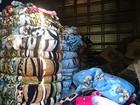 Campanha faz arrecadação de agasalhos na RJ-116 para doação