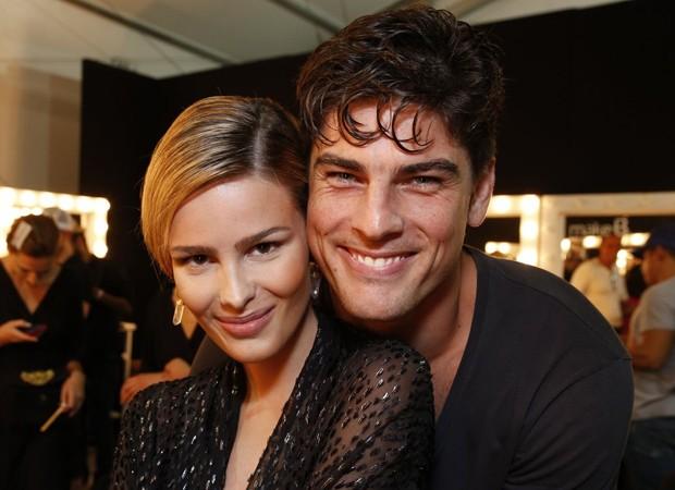 Yasmin e Evandro (Foto: Ag News)