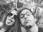 Wagner Santisteban e Antonia Morais aparecem juntinhos em foto