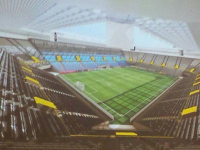Projeto Arena Santos (Foto: Reprodução)