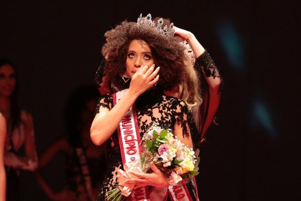 Karen Porfiro, Miss Ibirapuera, vence concurso (Foto: Rafael Cusato/EGO)
