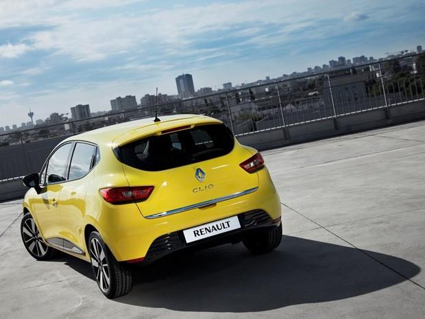 Renault Clio 2013 (Foto: Divulgação)