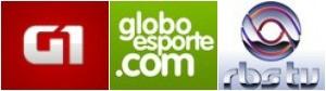 Montagem todos os sites online (Foto: Divulgação/RBS TV)