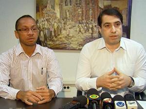 Marcos Cherem afirma que gastos com campanha foram de R$ 550 mil (Foto: Reprodução EPTV)
