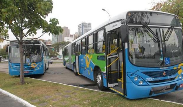 Novas linhas vão circular aos domingos e terão veículos articulados (Foto: Divulgação/ Ceturb-GV)