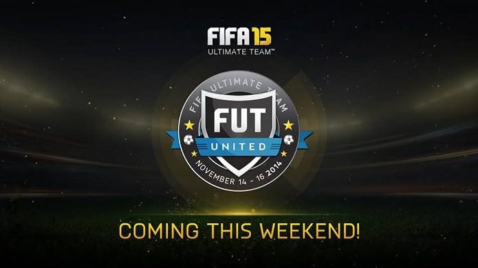 Torneio Fifa 15 FUT United será realizado entre os dias 14 e 16 de novembro (Foto: Divulgação)