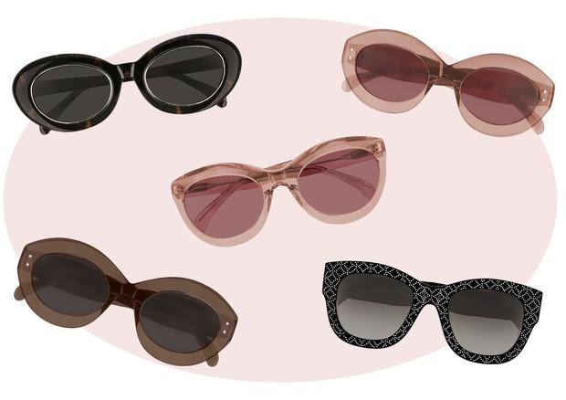 ec09537abe98d AlaÏa lança primeira coleção de óculos - Vogue   News