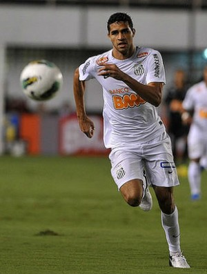 Alan Kardec Santos (Foto: Ricardo Saibun / Divulgação Santos FC)