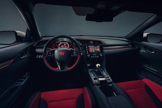 Honda Civic Type R 2017 (Foto: Honda)