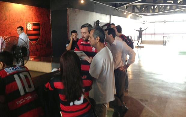 6042c52ef51 flamengo basquete fila (Foto  Amanda Kestelman)
