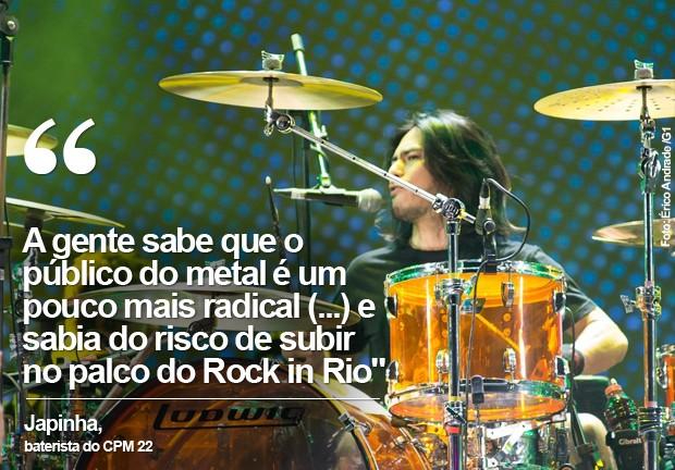 Japinha (Foto: Érico Andrade / G1)