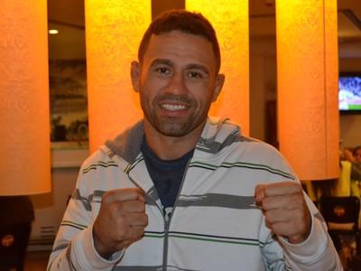 Vagner Rocha, UFC (Foto: Marcelo Barone)
