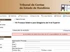 TCE inclui o curso de Psicologia no edital para estagiários em Rondônia