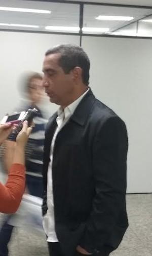 Zinho  (Foto: João da Mata/ GloboEsporte.com)