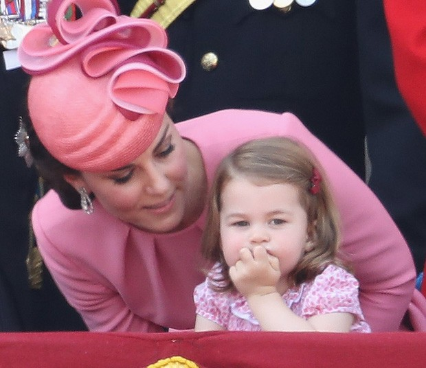 Kate e Charlotte (Foto: Getty Images)