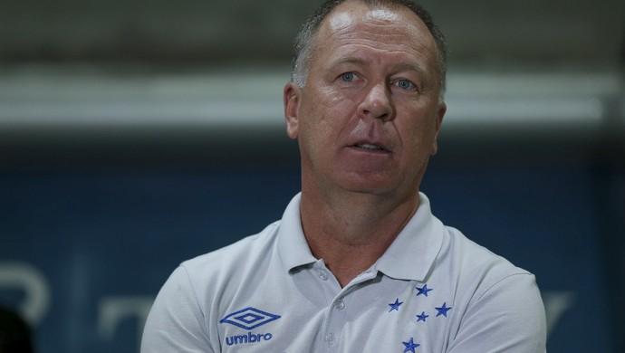Mano Menezes; Cruzeiro; Joinville (Foto: Geraldo Bubniak/Light Press)