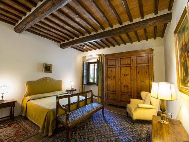 Casa de Michelangelo na Toscana é colocada à venda (Foto: Reprodução)