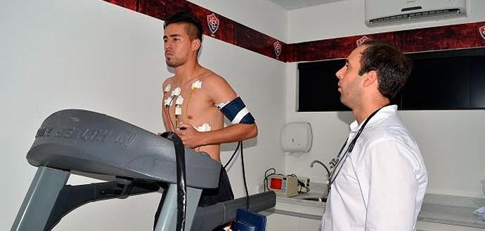 Rodrigo Ramallo; Vitória (Foto: Divulgação/EC Vitória)